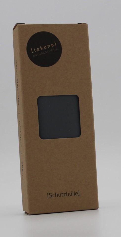 Body Wash - Set grau aus Pumpdosierer & Silikonhülle