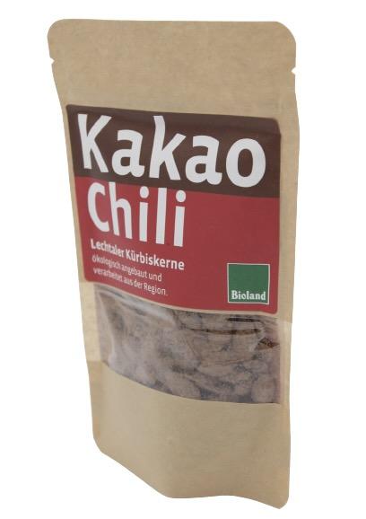 Kürbiskerne  KAKAO CHILI