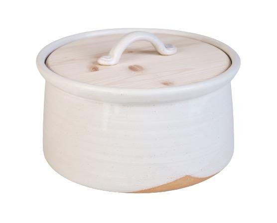 Keramik-Brottopf