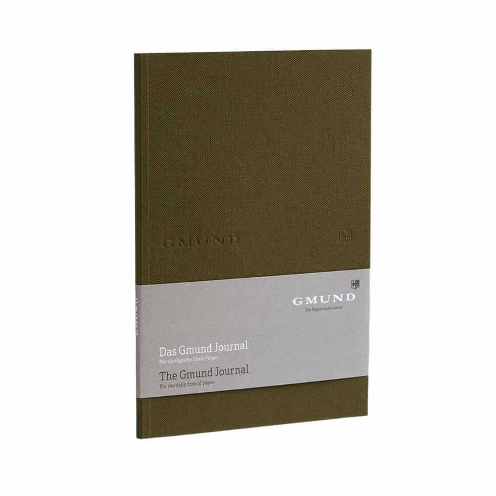 Gmund Journal - Olive