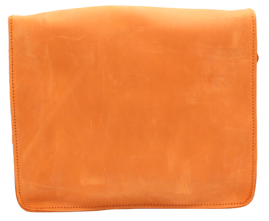 Umhängetasche aus Rindsleder (groß)